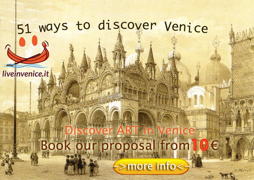 Scopri 51 cose da fare a Venezia con i Tour di Live in Venice