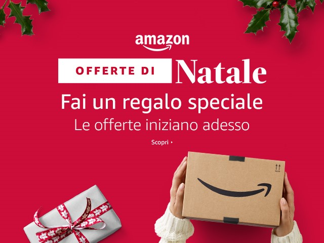 scopri le offerte di Amazon duggerite da Liveinvenice.it