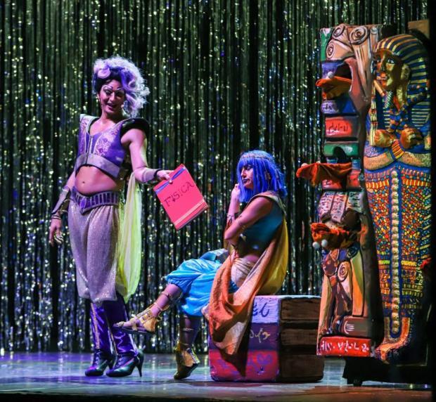 TONIOLO: Aladino e la lampada meravigliosa - Live in Venice